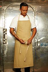 Austin Chefs Bib Apron