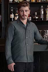 Detroit Long-Sleeve Denim Shirt