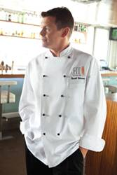Chaumont Executive Chef Coat