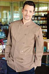 Cyprus Khakii Chef Coat