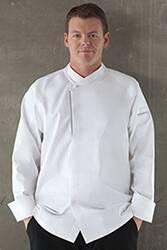 Trieste Premium Cotton Chef Coat