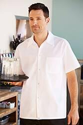 Utility Shirt: White