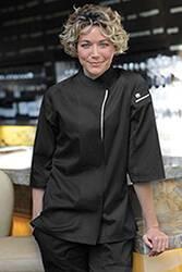 Verona V-series Womens Chef Coat