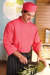 Basic 3/4 Sleeve Chef Coat