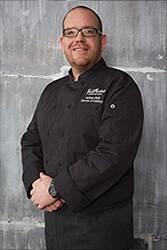 Executive Fine Stripe Chef Coat