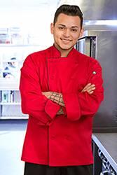 Barcelona Executive Chef Coat