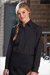 Womens Onyx Dress Shirt