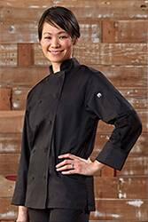 Sofia Womens Chef Coat