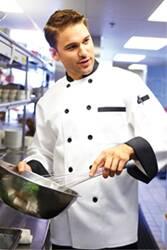 Dijon Chef Coat