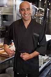Unisex Black Sushi Coat