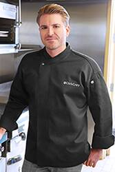 New Yorker Cool Vent Chef Coat