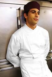 St. Maarten Chef Coat
