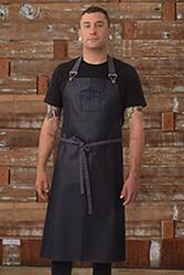 Boulder Chefs Bib Apron